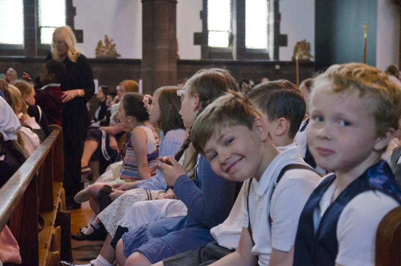 Church smile