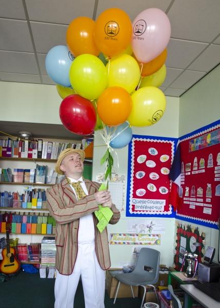 Mark Balloons