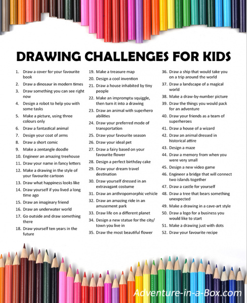Drawing-Challenge